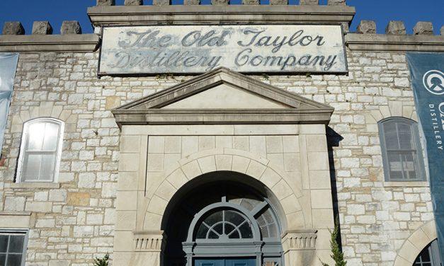Castle & Key Distillery in Kentucky