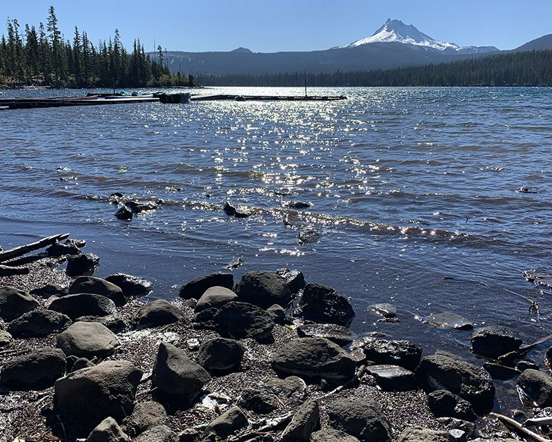 Hike and a Pint: Olallie Butte, Oregon